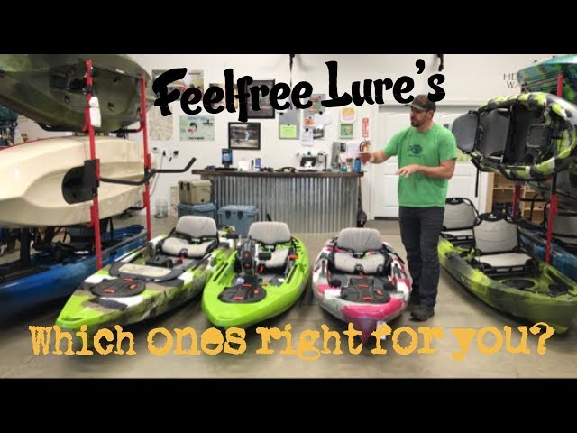 Feelfree Lure's: Which One Is Best For YOU?