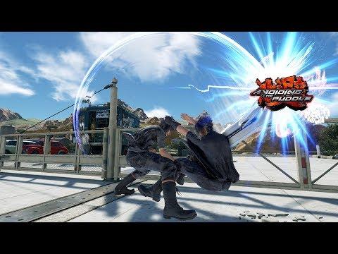 Tekken 7 w/ Noctis | Day 1 Movelist Overview