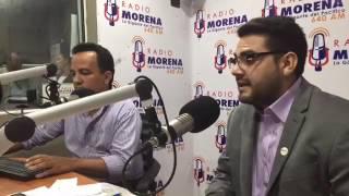 Entrevista Radio Morena