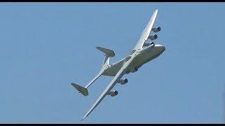 "Antonov AN-225 ""Mriya"" ILA Berlin 2018"