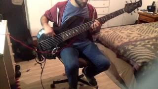 Dream Theater - In the Name of God (Bass Cover)