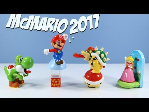Thumbnail: Happy Meal Super Mario 2017 McDonalds Collection