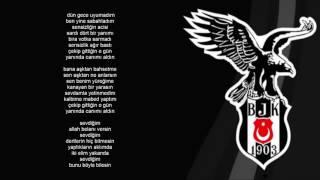 EN GÜZEL BEŞİKTAŞ BESTESİ-SEVDİĞİM ALLAH BELANI VERSİN (COVER)
