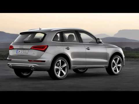 2013 Audi Q5 Exterior And Interior Photos