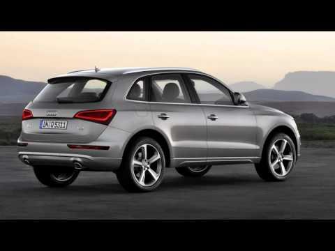 2013 Audi Q5 Exterior And Interior Photos