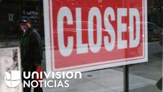 El 60% de los negocios en EEUU que ha cerrado debido al covid-19 no volverá a abrir, según estudio