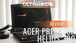 Acer Predator Helios 300 (2018) (8th Gen i7 144hz) Review