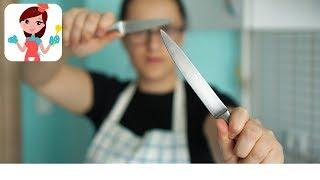 Bileme Taşı Olmadan Nasıl Bıçak Bilenir?