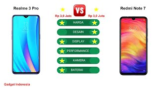 Download Video Realme 3 Pro vs Redmi Note 7 , Realme Menang Banyak ? MP3 3GP MP4