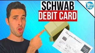 Schwab Debit Card Unboxing | No ATM Fees Worldwide