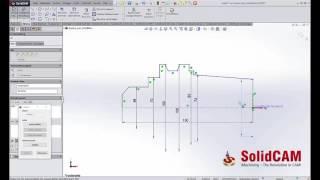 Werkzeughalter erzeugen mit SolidCAM
