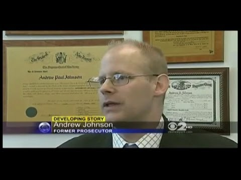 CBS NEWS Interview of Immigration Lawyer Andrew P. Johnson
