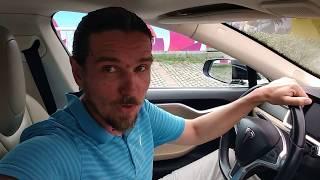 Видео обзор автомобиля Tesla S 2013 год для drive2.ru