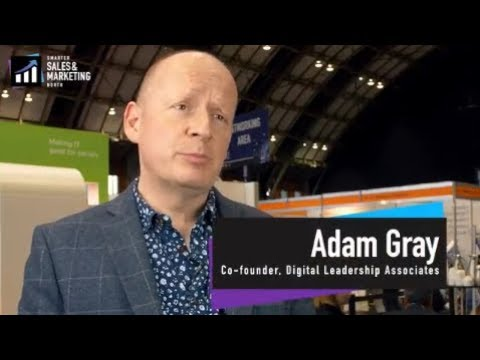 Adam Gray, Co-Founder, Digital Leadership Associates