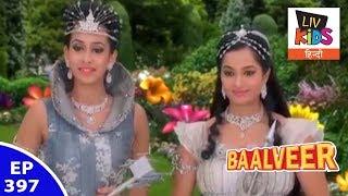 Baal Veer - बालवीर - Episode 397 - Balveer And Paris Celebrate Holi