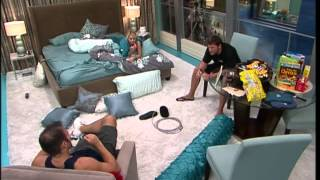 Big Brother 14 USA TV Episode 1 (Head of Household/Eviction)