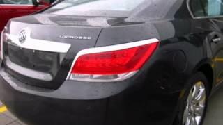 2012 Buick LaCrosse #D2103 in Davenport East Moline, IA