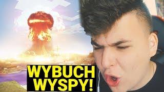 Minecraft: DEALER VS MWK - WYBUCHŁA MU WYSPA?! #8