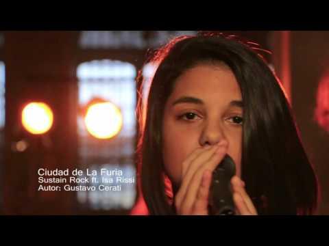 ISA CIUDAD DE LA FURIA COVER fv. SUSTAIN