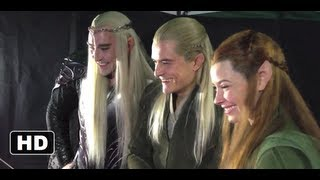 The Hobbit The Desolation of Smaug - Happy Elves (2013) Orlando Bloom [HD]