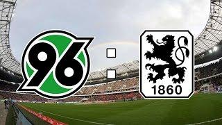 Hannover 96 vs. TSV 1860 München [DRECKIGER HEIMSIEG] #Stadion V-Log