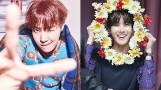 BTS Fans Think J-Hope Is Preparing To Drop His Mixtape ASAP.