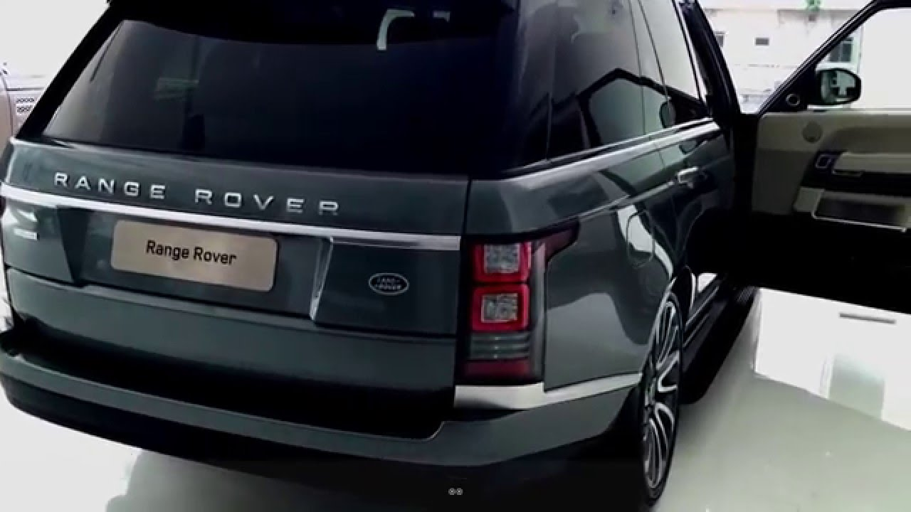 car review 2016 land rover range rover autobiography in detail youtube. Black Bedroom Furniture Sets. Home Design Ideas