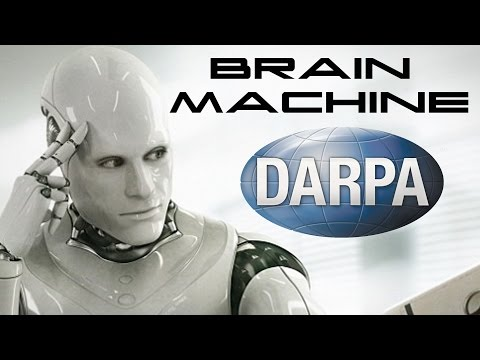 DARPA Sense Of Touch Brain Machine - Behold The Future