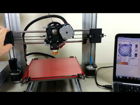 How to build a RepRap Prusa i3 (Assembly 11) [Final]