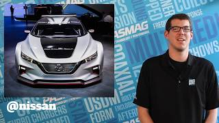 TuneUp - Jan 9, 2019: Nissan Leaf Nismo RC @ CES, A Perfect E30 M3 Shell, Gymkhana 10 Extended Cuts