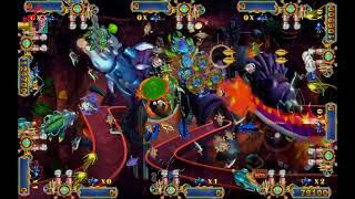 Alien Assassin arcade attack shooting hunter skill new fishing game software machine for sale