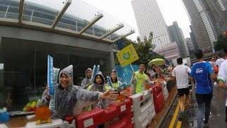gopro 渣打香港馬拉松2016 水戰schkm2016 全馬跑手篇