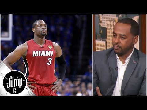 Why has Dwyane Wade still not signed with Heat? | The Jump | ESPN