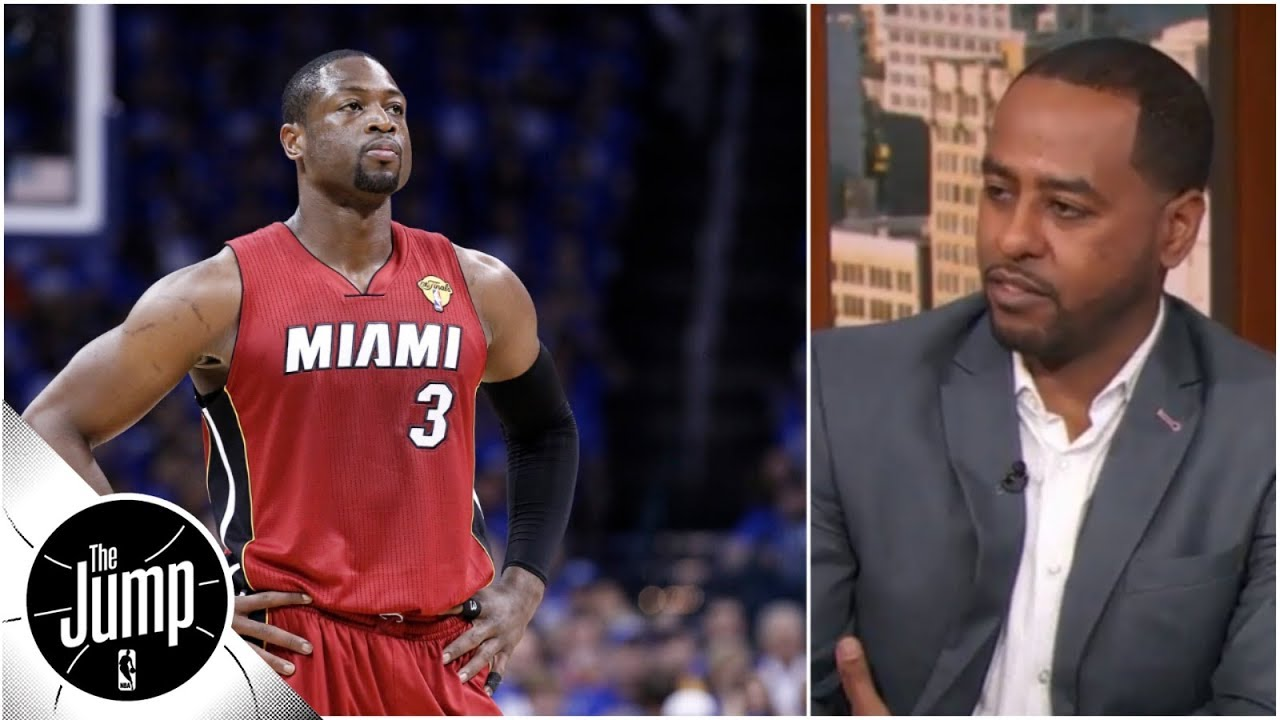 Why has Dwyane Wade still not signed with Heat?   The Jump   ESPN