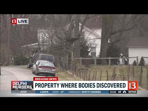 Police searching home, property Delphi man (Fri noon report)