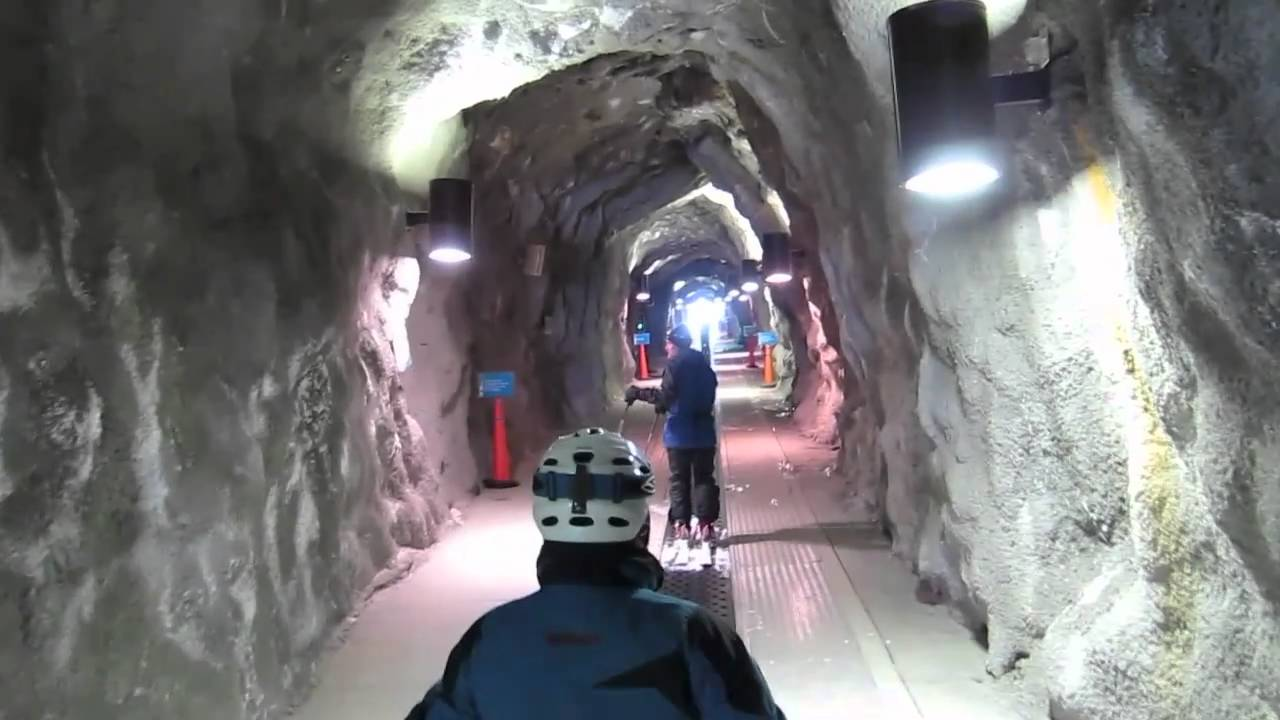 2011 Tunnel From Snowbird Ski Area To Alta In Utah Youtube