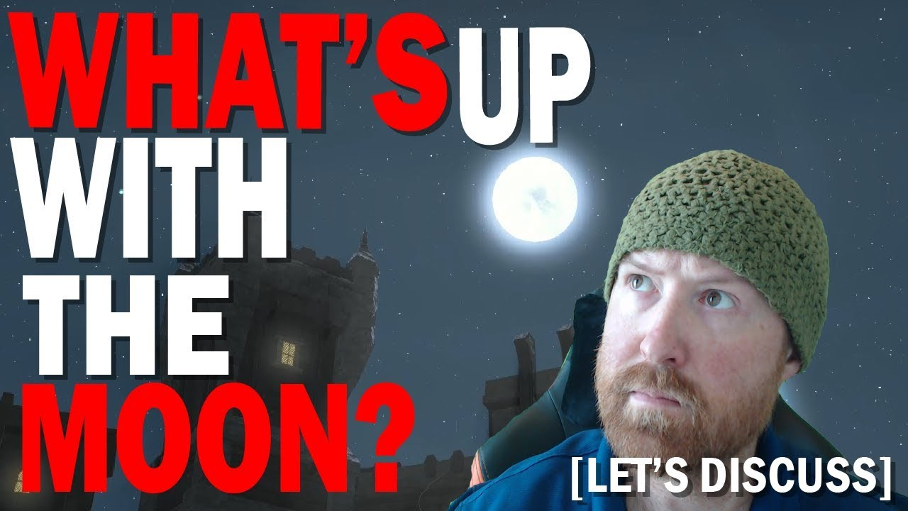 Whats Up With the Moon in FFXIV? [Let's Discuss]