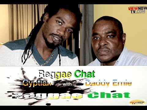 Reggae Chat 2 with Daddy Ernie, Gyptian & Frankie Paul Interviews. ViewNowTv
