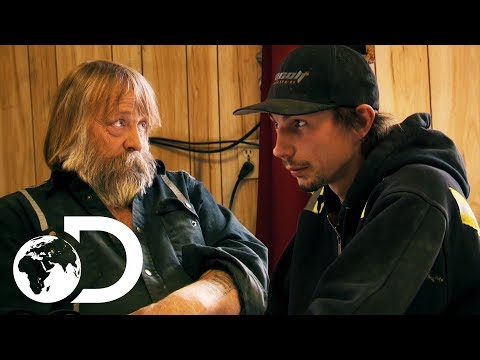 Parker Schnabel & Tony Beets Argue Over Royalties | NEW Gold Rush Season 9