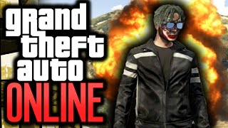 "GTA 5: Online - ""BOUNTY HUNTER!"" - (GTA 5 Funny Moments)"