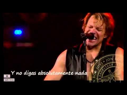 Bon Jovi - Miss Fourth Of July - (Subtitulado) mp3