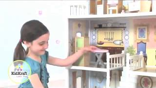 Girls Dollhouse Barbie Furniture Set For Kidkraft Dollhouses 65238
