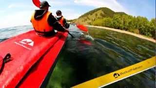 Lake Baikal by Kayak / Байкал на байдарке