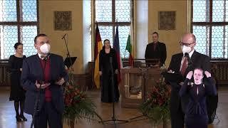 LIVE: Velikonoční koncert města Plzně, pozdrav Regensburgu