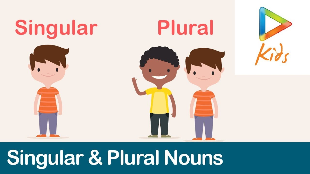 singular and plural nouns english grammar phonics lessons i for