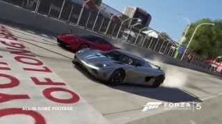 Forza 5 - Long Beach  - Free Add-On Trailer