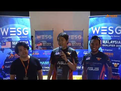 World Electronic Sports Games (WESG) Malaysia Qualifier CSGO Grand Final