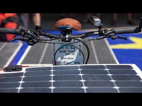 فيديو: رحلة أوروبية طولها 10 آلاف كيلومتر بدراجات تعمل بالطاقة الشمسية…  - نشر قبل 29 دقيقة