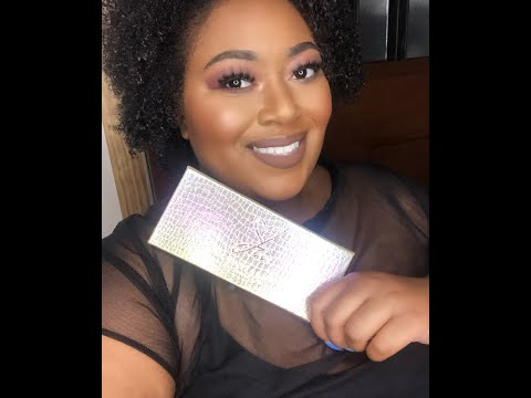 Review Time: Jackie Aina x ABH and Norvina Eyeshadow Palettes thumbnail