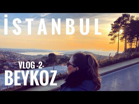 İSTANBUL vlog2- BEYKOZ'un